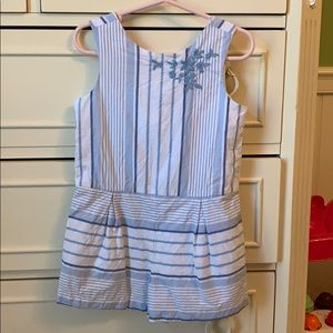 Janie and Jack romper
